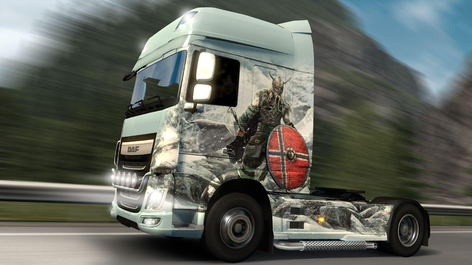 Вышло мини-обновление Euro Truck Simulator 2 до версии 1.18.1.3