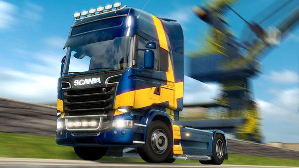 Мероприятие World Of Trucks: торговые связи со Швецией
