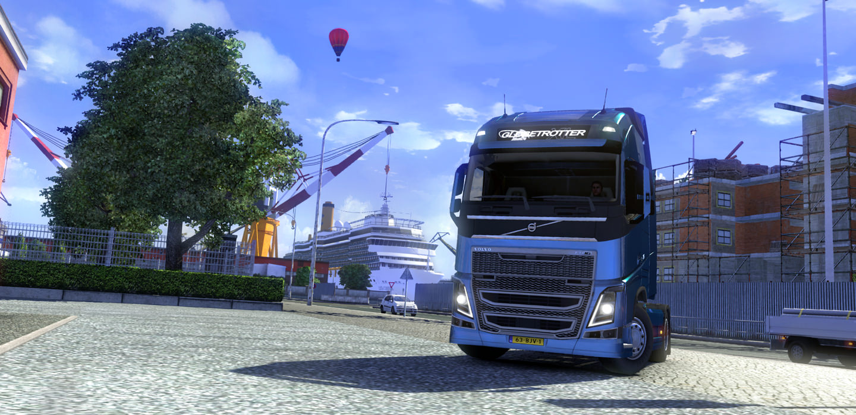 Скидки до 70% на Euro Truck Simulator 2 и все дополнения