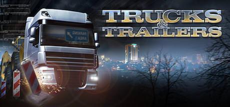 В steam стали доступны достижения для игры Trucks & Trailers