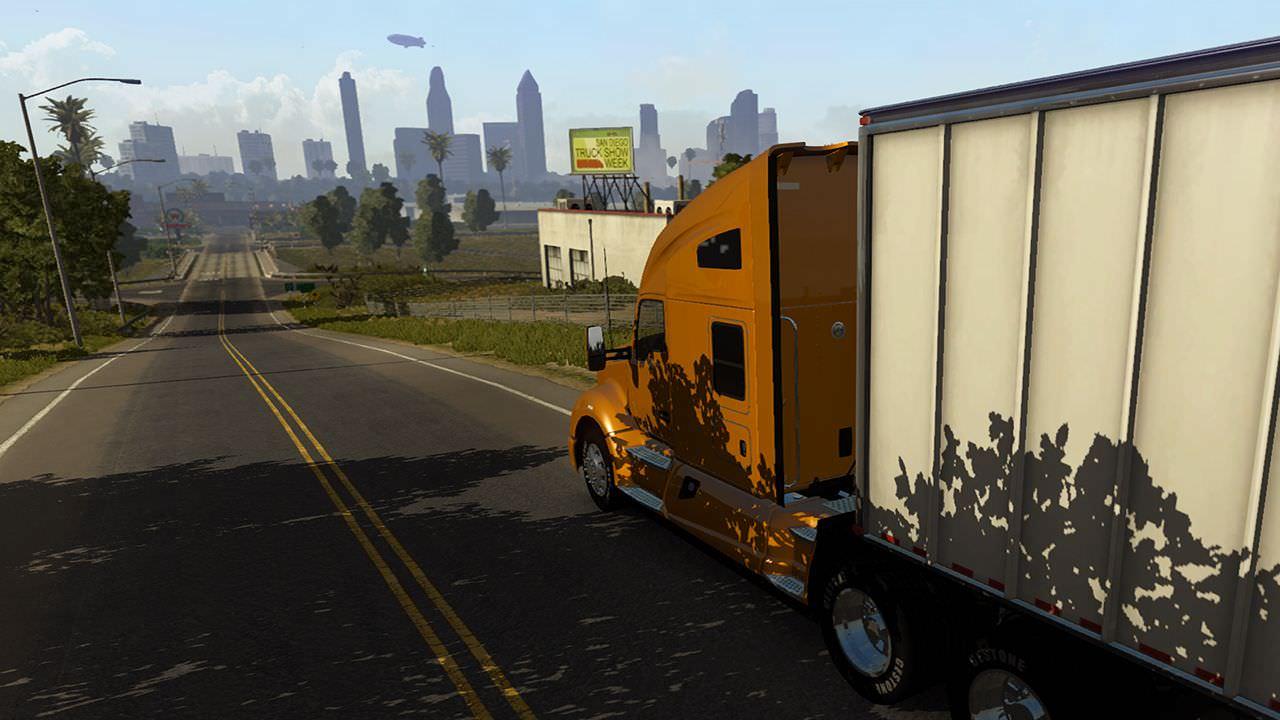 American Truck Simulator: новые скриншоты из игры
