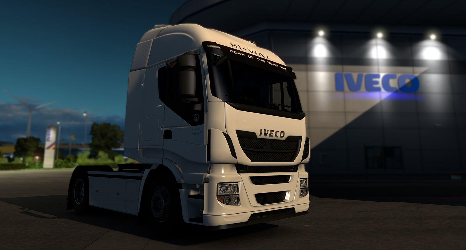 Вышло обновление 1.16 для Euro Truck Simulator 2