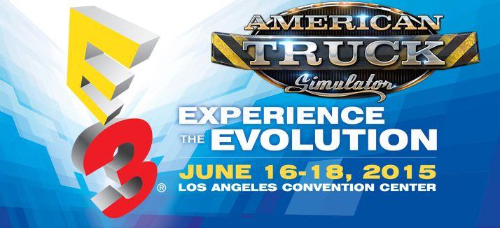American Truck Simulator покажут на E3 2015