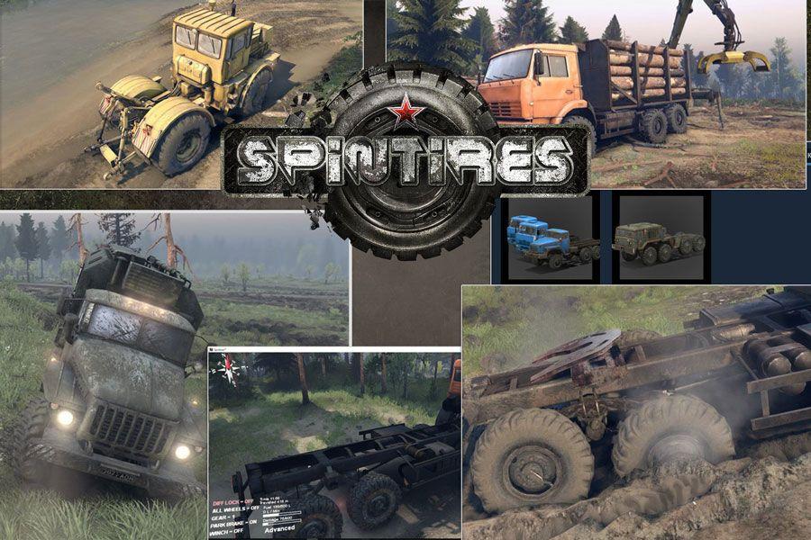 Spintires: новое обновление на подходе