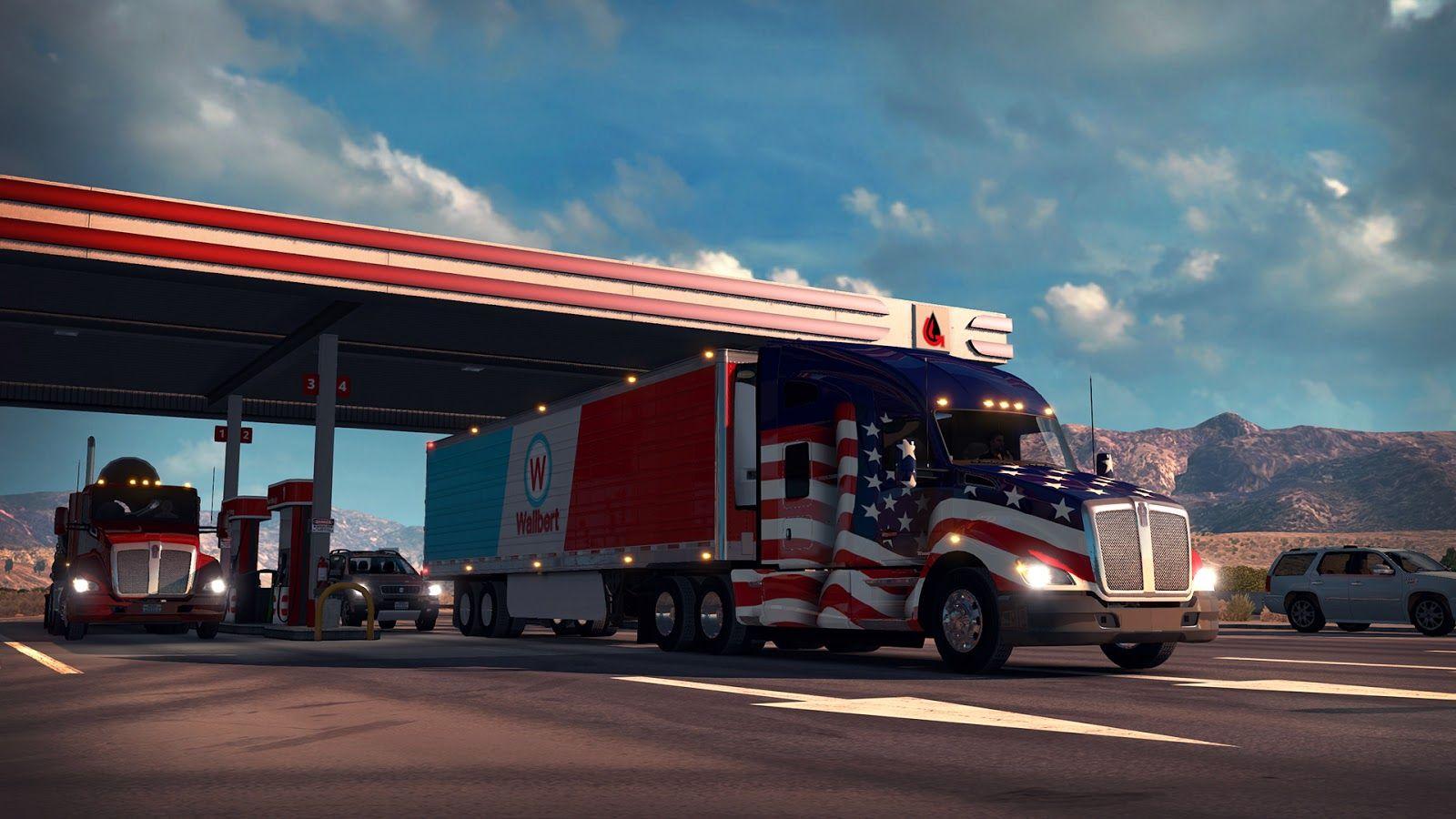 В Америке стартовала неделя благодарности водителям большегрузов