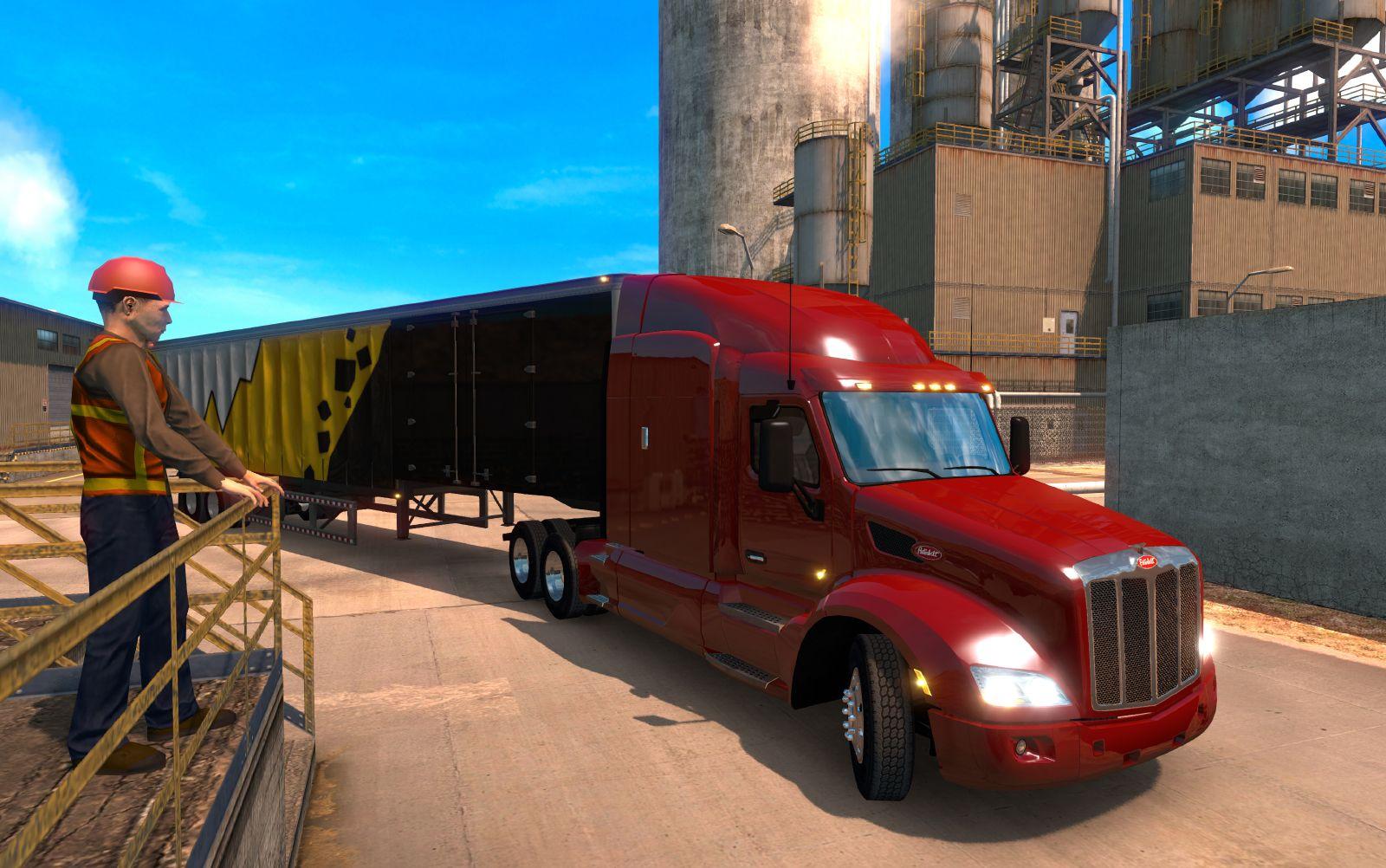 American Truck Simulator: Держи ухо востро, мошенники не спят!