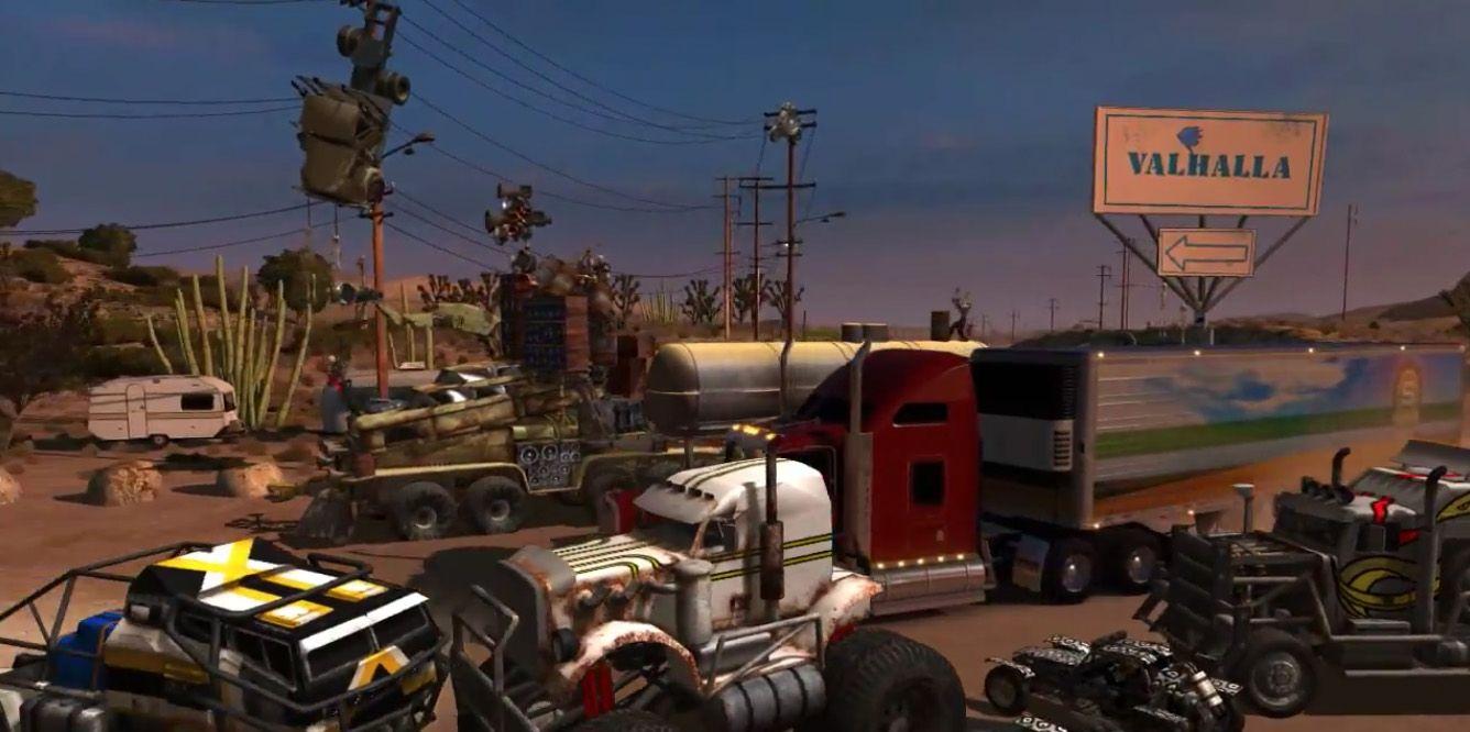 Фанатская версия gamescom трейлера American Truck Simulator