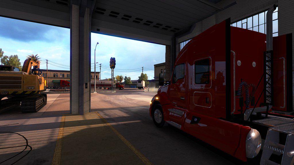 American Truck Simulator: новые скриншоты