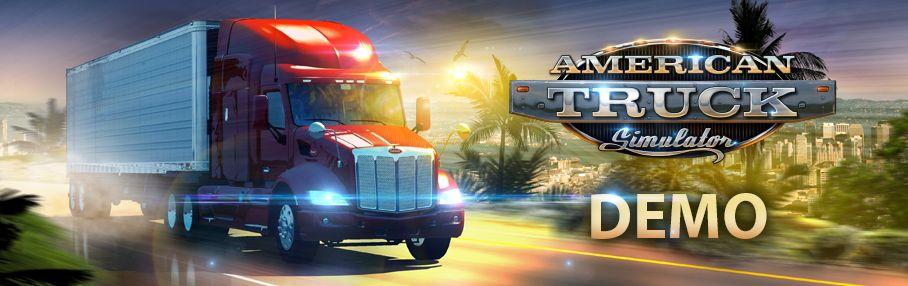 American Truck Simulator: Стала доступна демо-версия игры