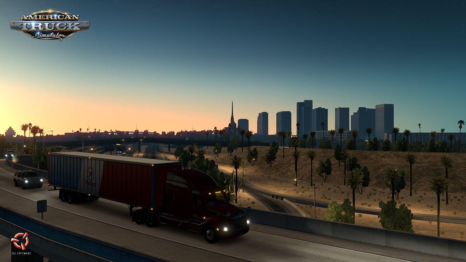 American Truck Simulator: Дополнение Аризона - первые новости