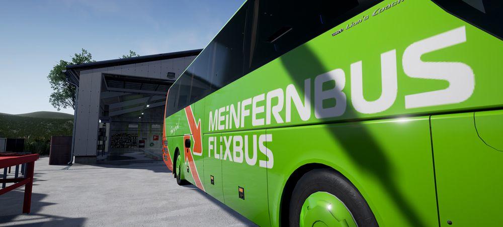 Fernbus Simulator: FAQ для будущих тестеров