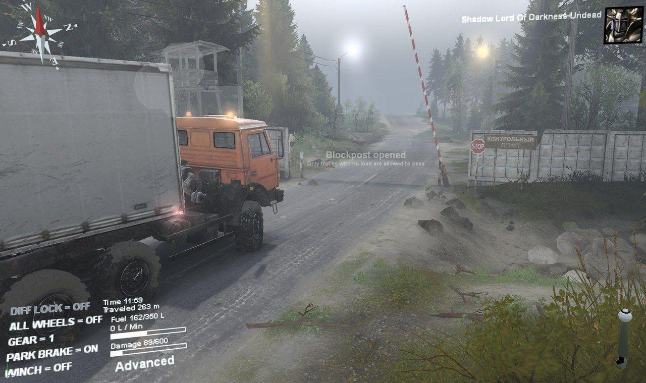 Немного информации по Bus Simulator 16 и Spintires