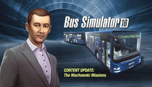 Вышло крупное обновление для Bus Simulator 16