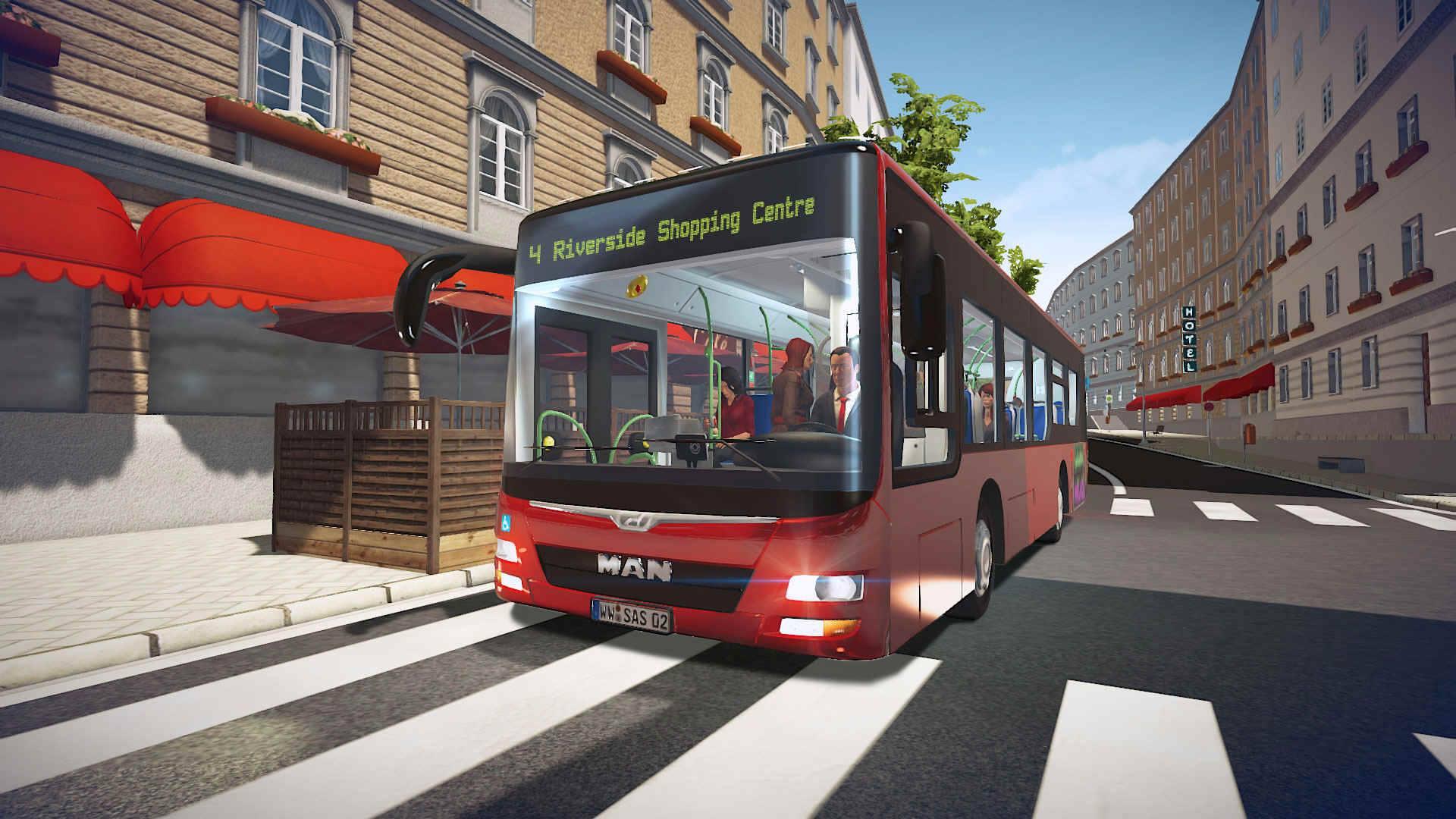 Bus Simulator 16: названа дата выхода первого дополнения