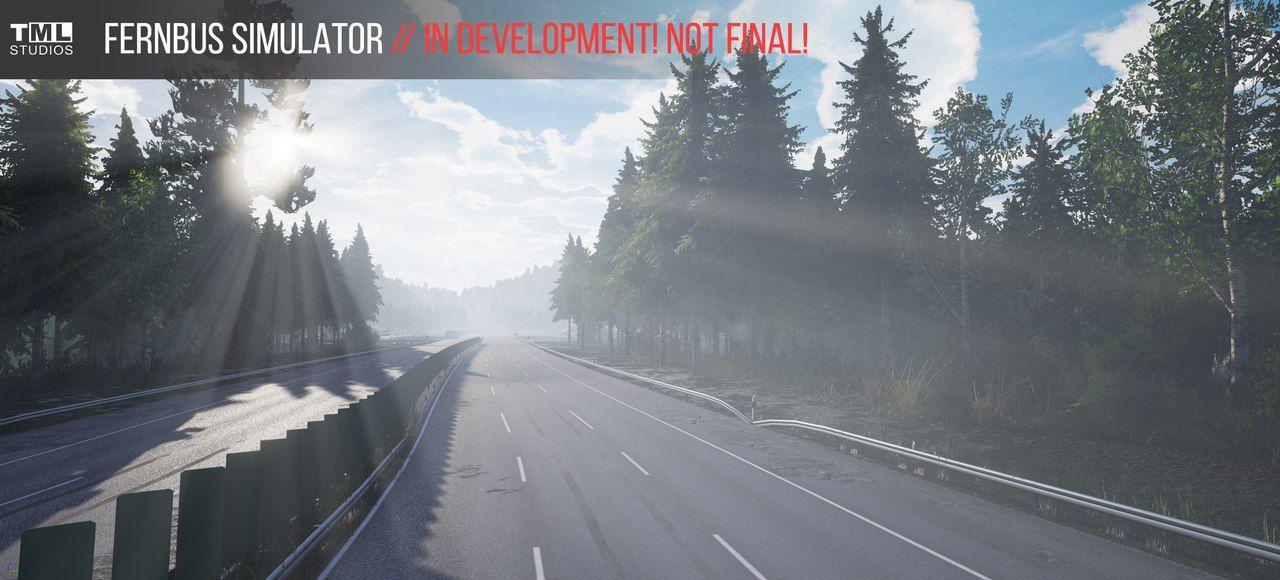 Fernbus Simulator: FAQ по игре и системные требования