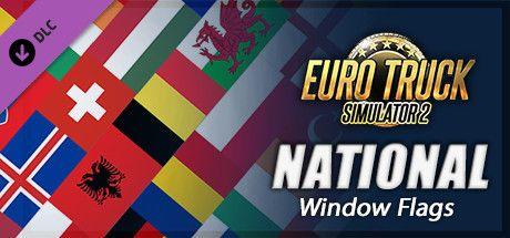 Итоги раздачи дополнения ETS 2: National Window Flags