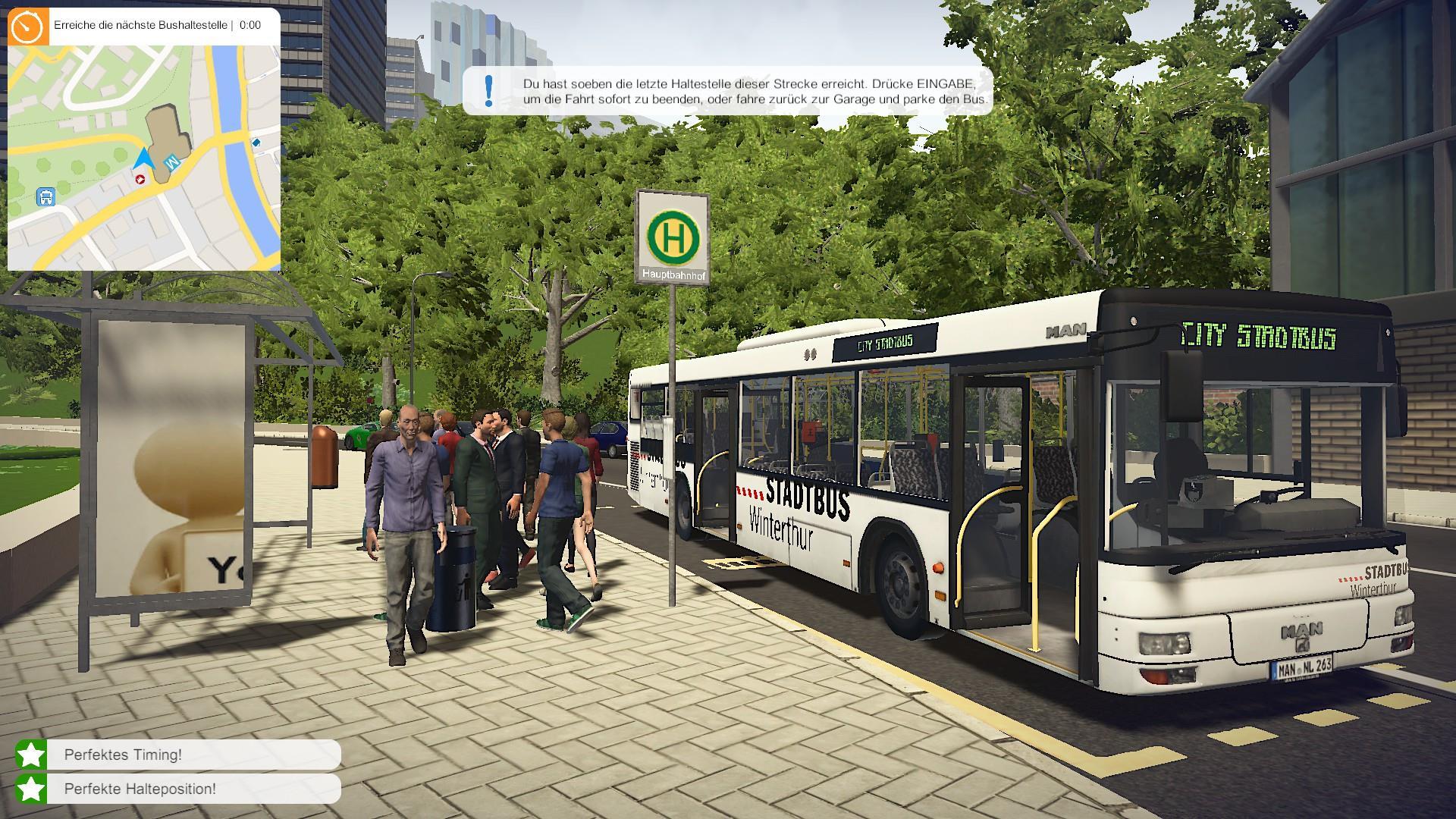 Bus Simulator 16: немного информации о будущем обновлении игры