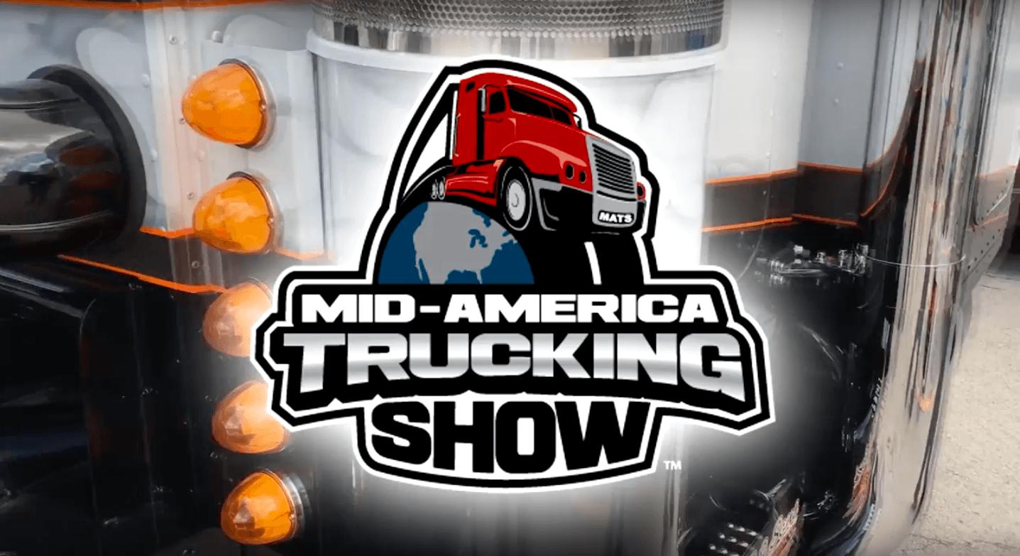 Впечатления от Mid-America Trucking Show 2016