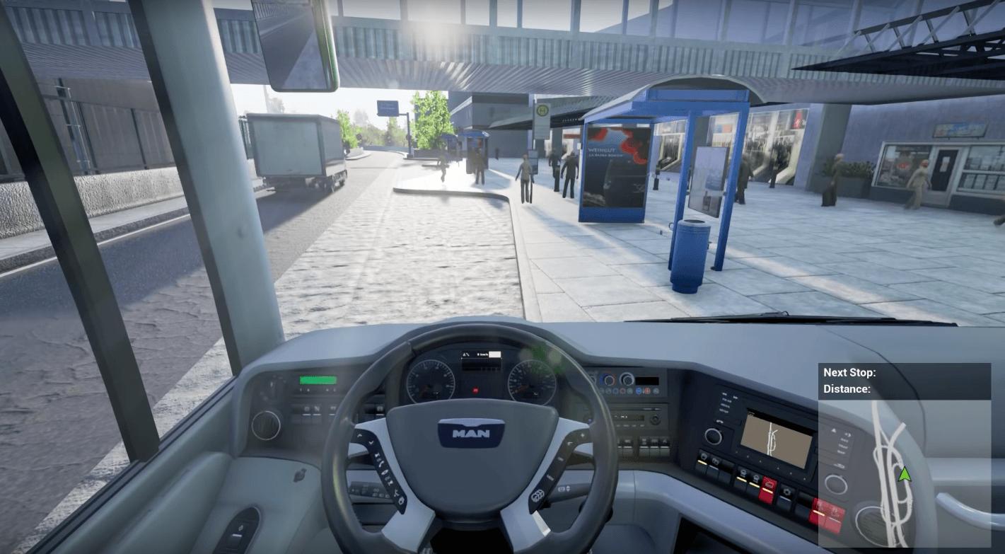 Fernbus Simulator: дневники разработчиков #12
