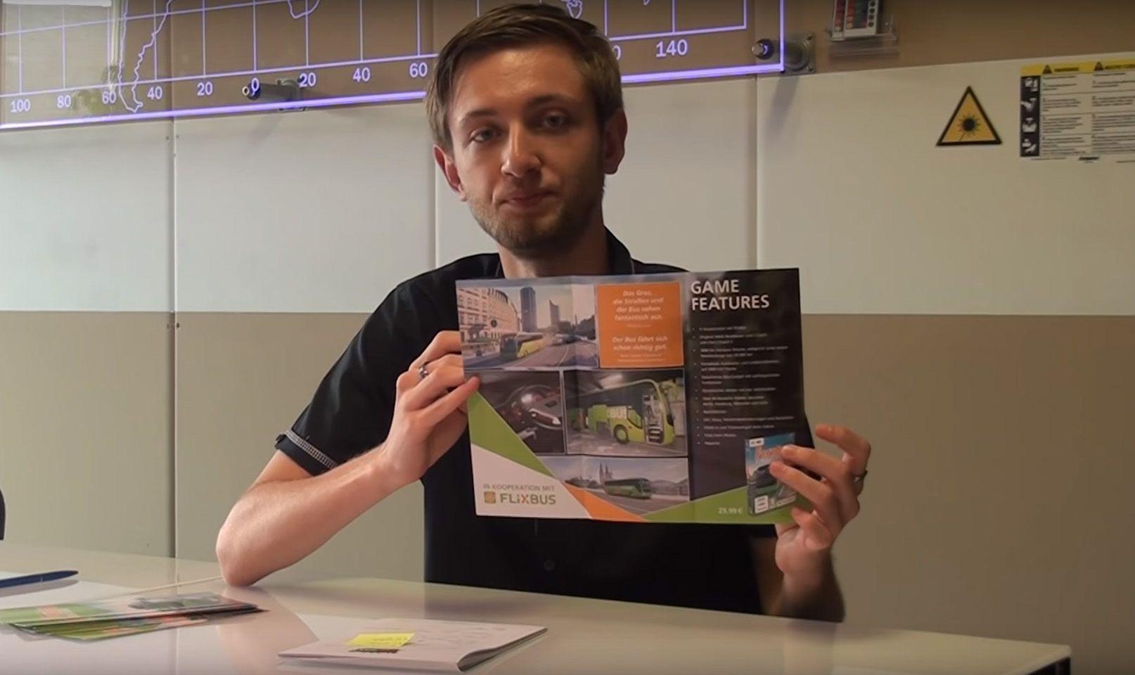 Fernbus Simulator: новые данные и дневники разработчиков #13