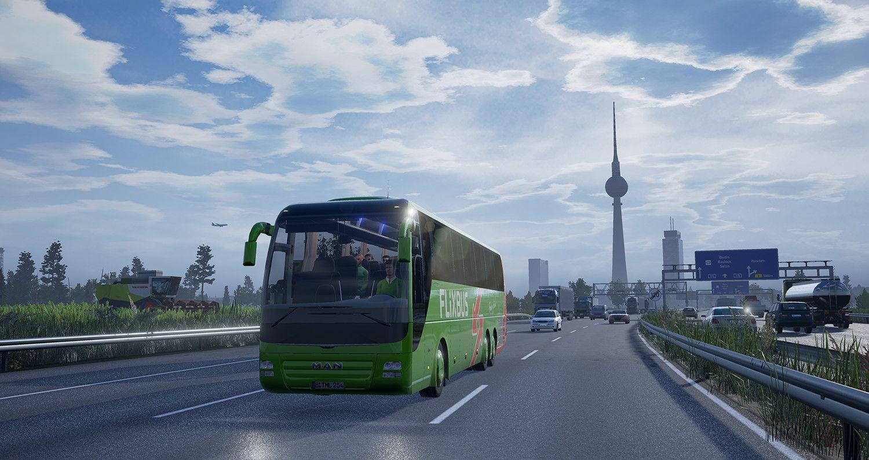 Fernbus Simulator: релиз обновления 1.14.x