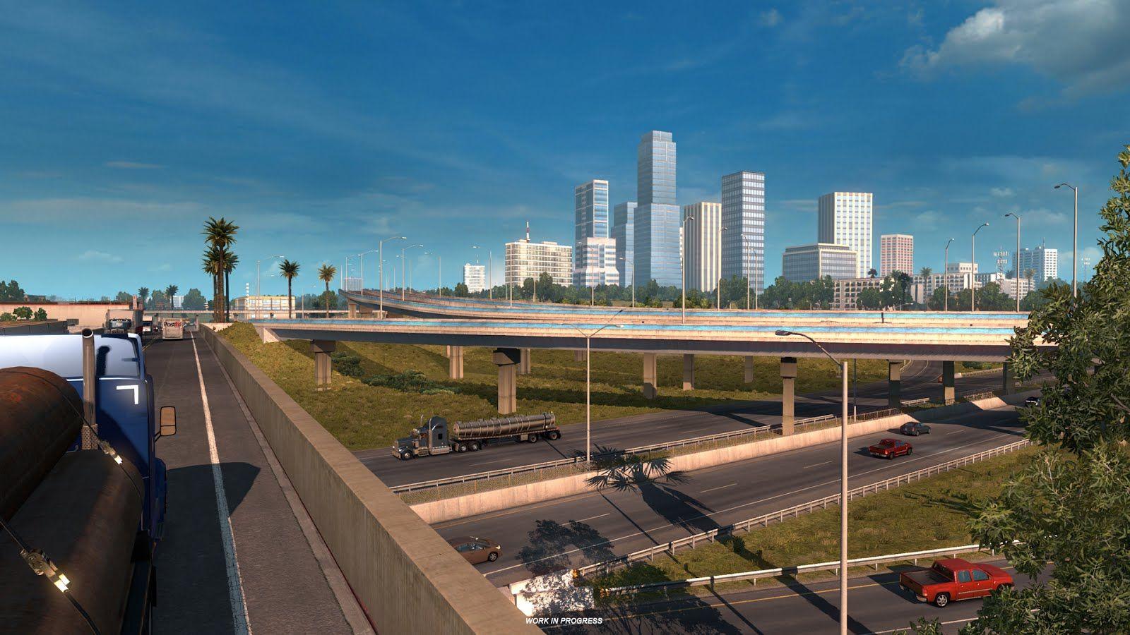 American Truck Simulator: правки и исправления