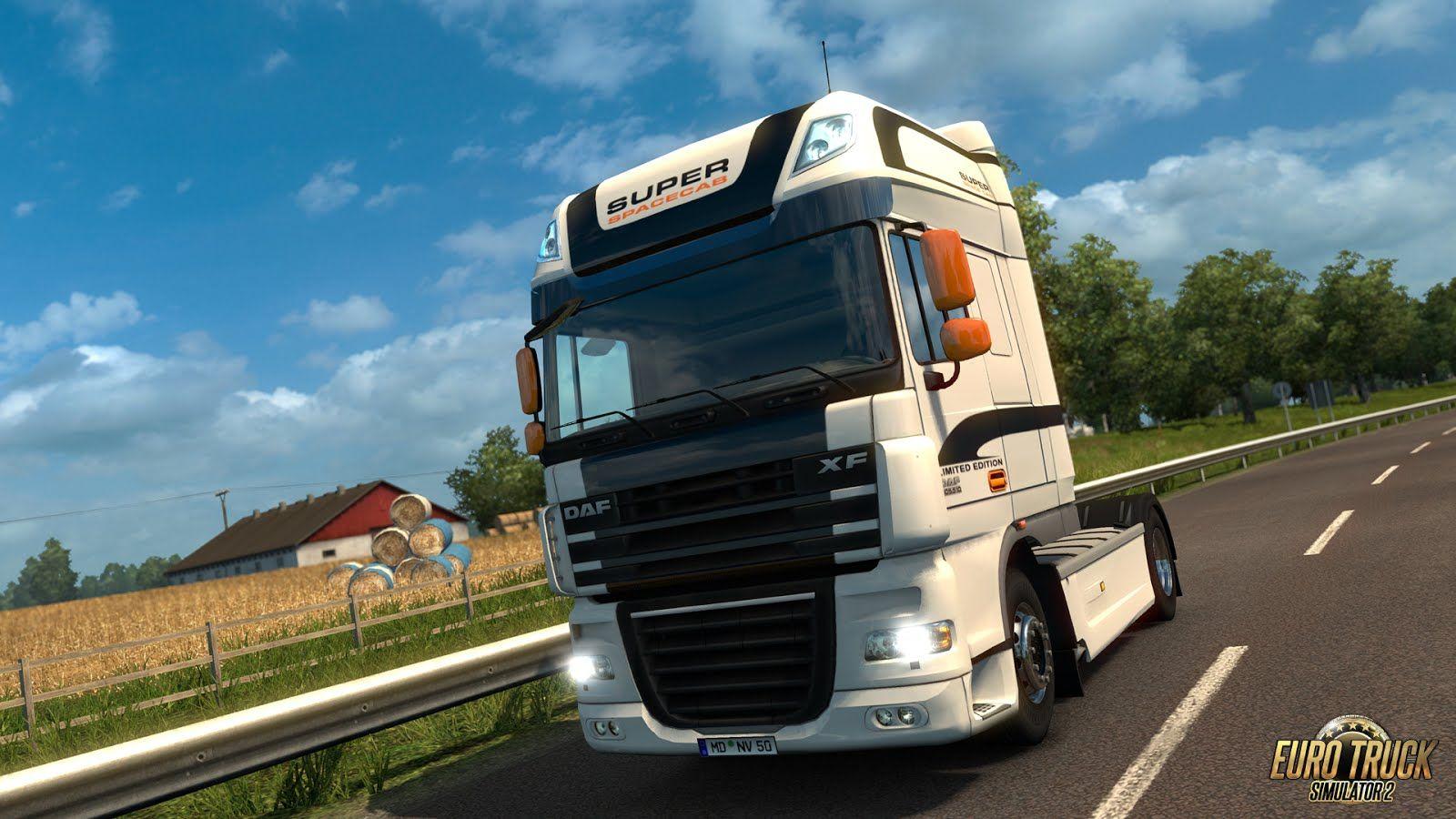 Состоялся релиз обновлений ETS 2 1.25 и American Truck Simulator 1.4