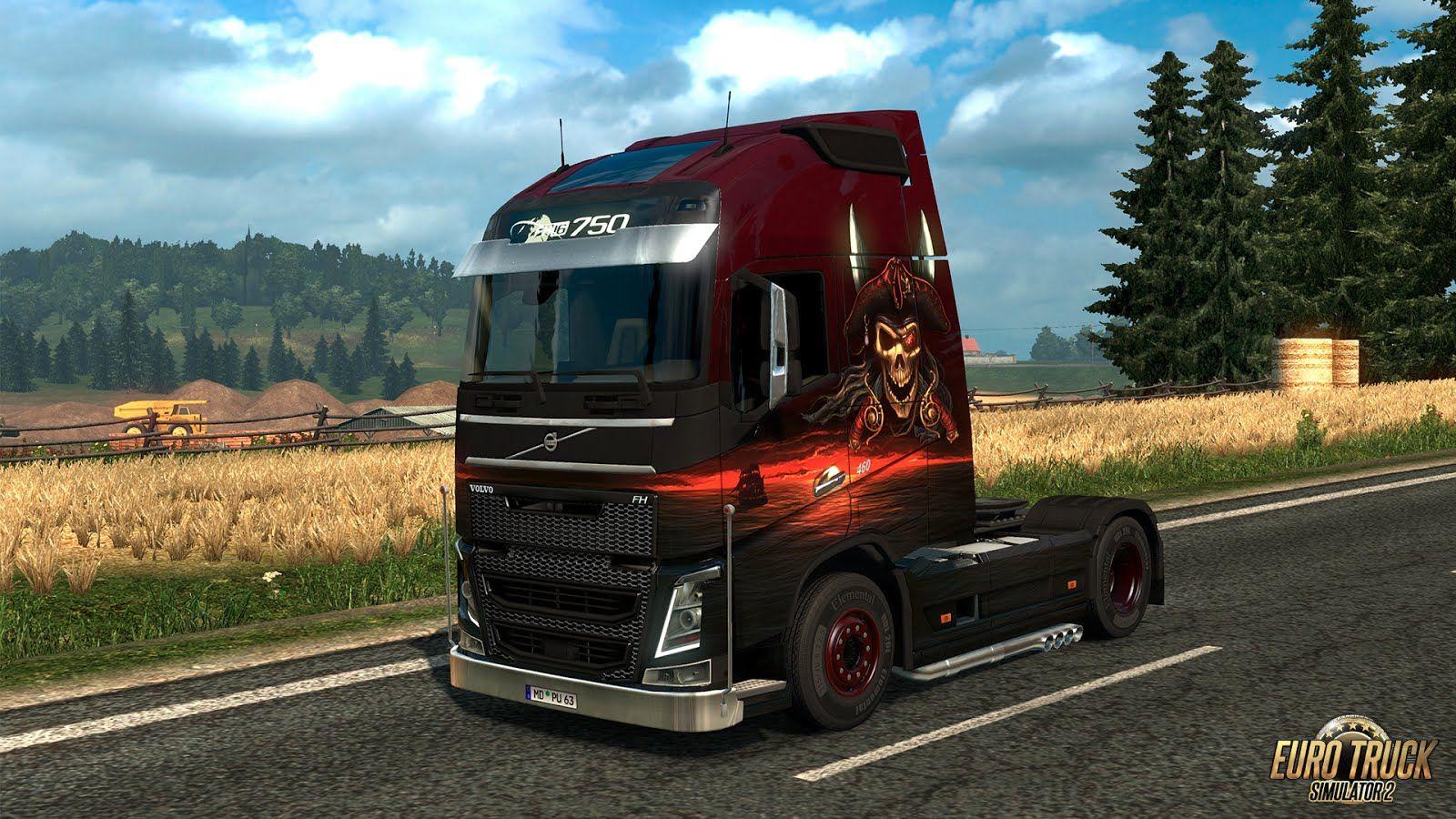 TruckersMP: обновление 0.2.1.1.x