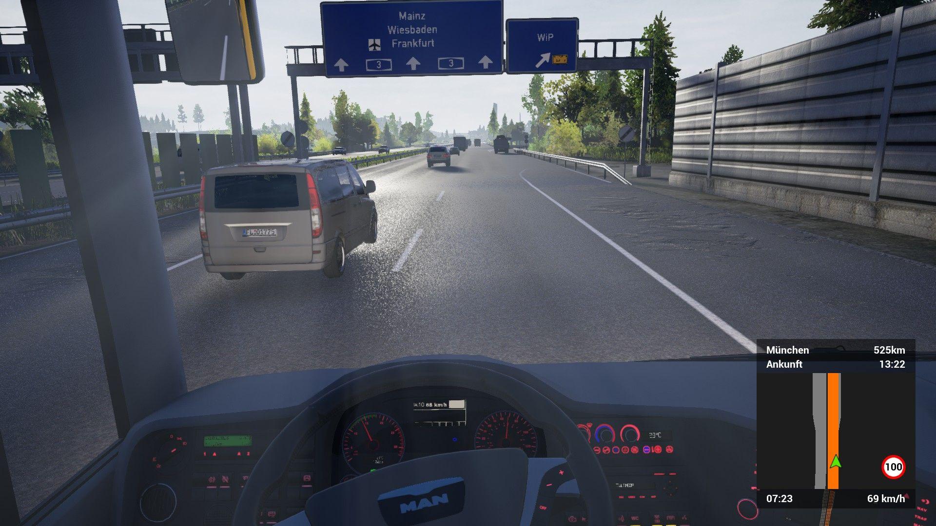 Fernbus Simulator: вышло обновление 1.3.x