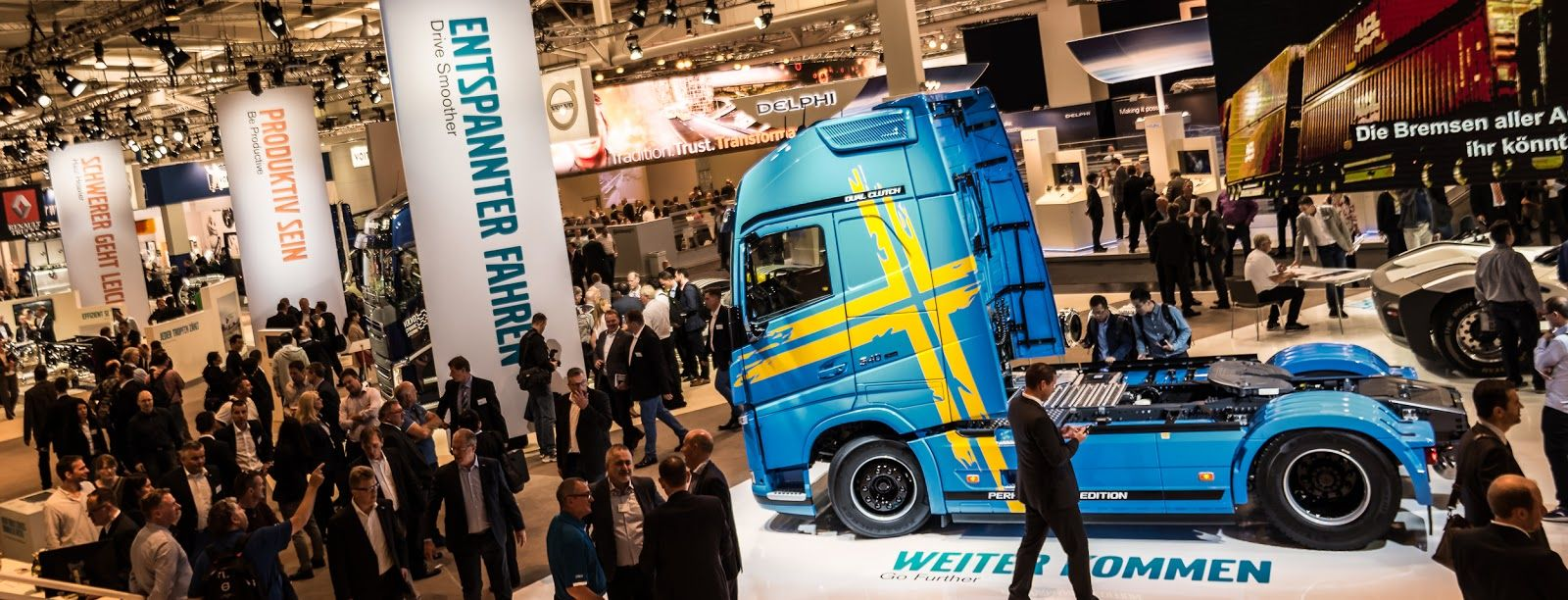 SCS Software на выставке IAA Commercial Vehicles 2016