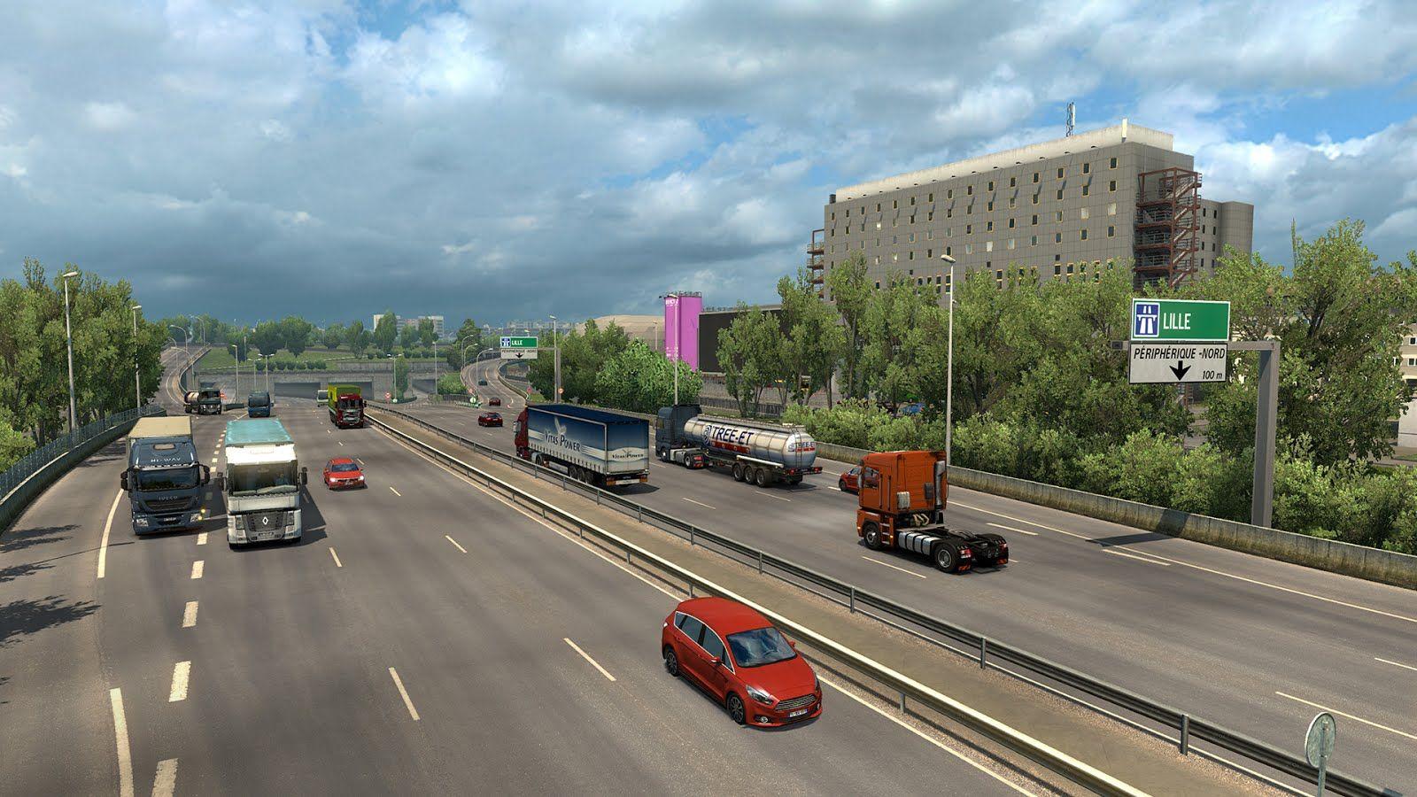 TruckersMP: обновление 0.2.1.3.5