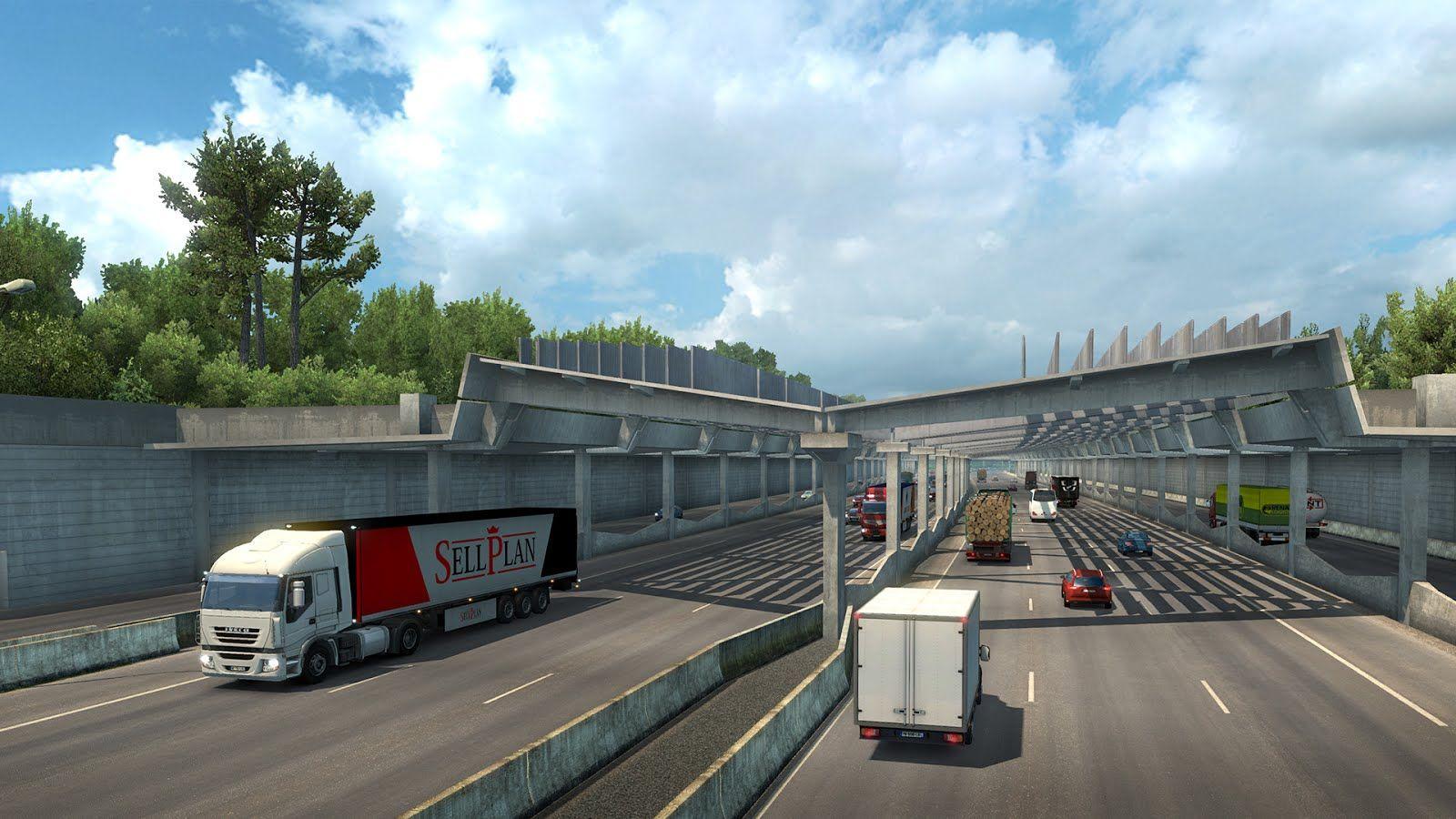 TruckersMP: обновление 0.2.1.6