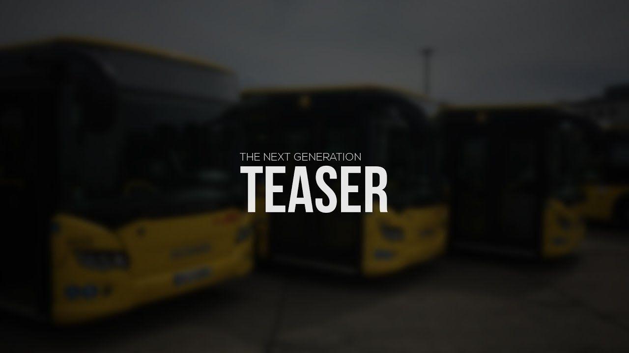 Тизер будущего автобусного симулятора от TML Studios - The Next Generation