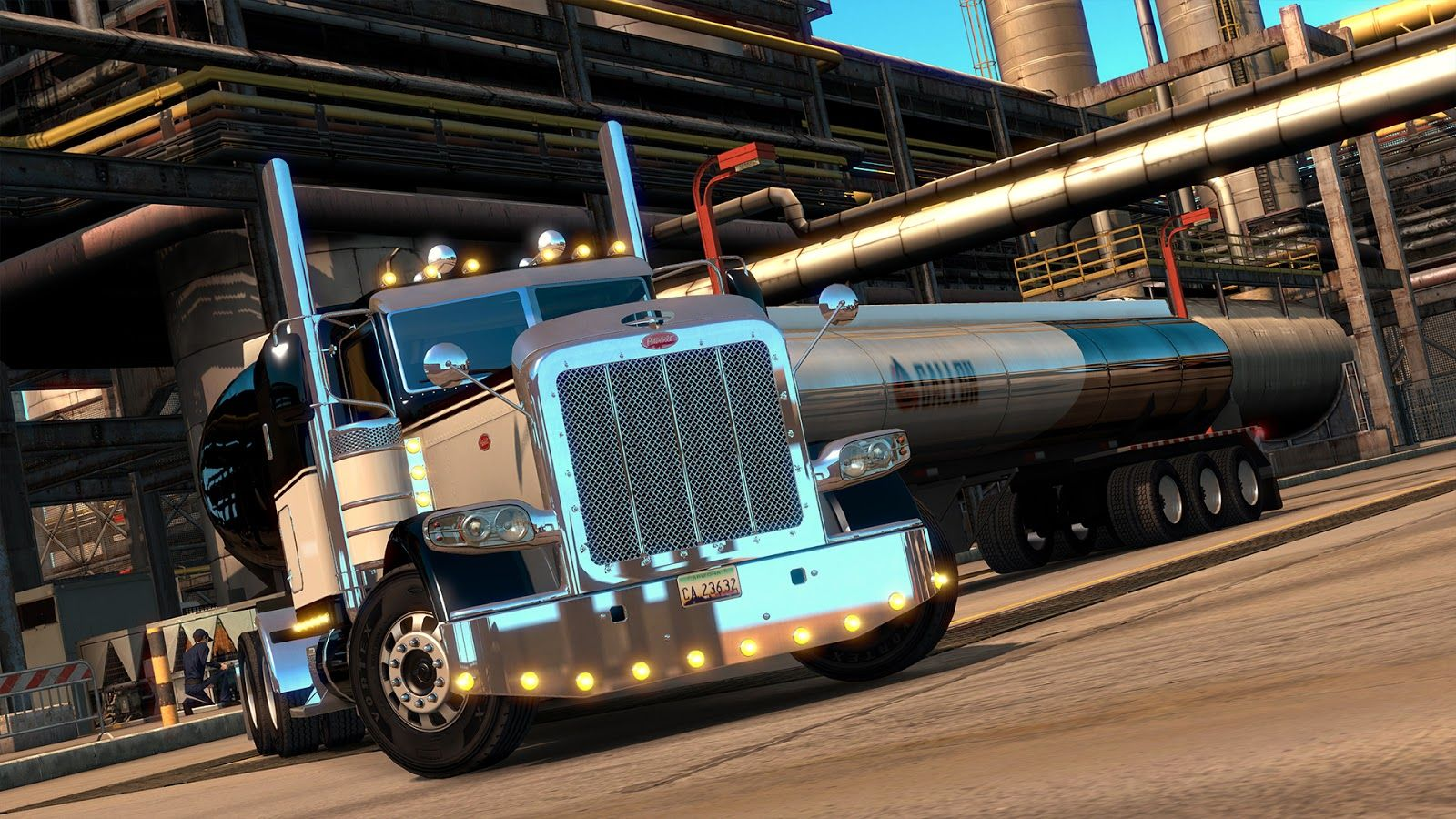 TruckersMP: обновление 0.2.1.2.5