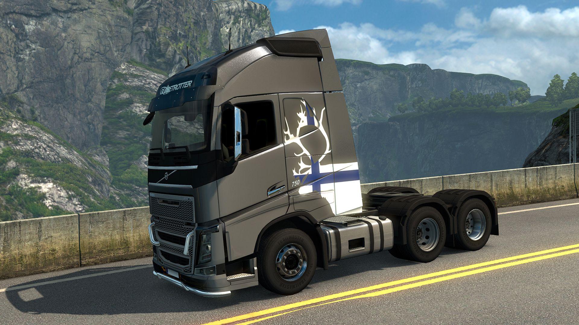 TruckersMP: обновление 0.2.1.4.5