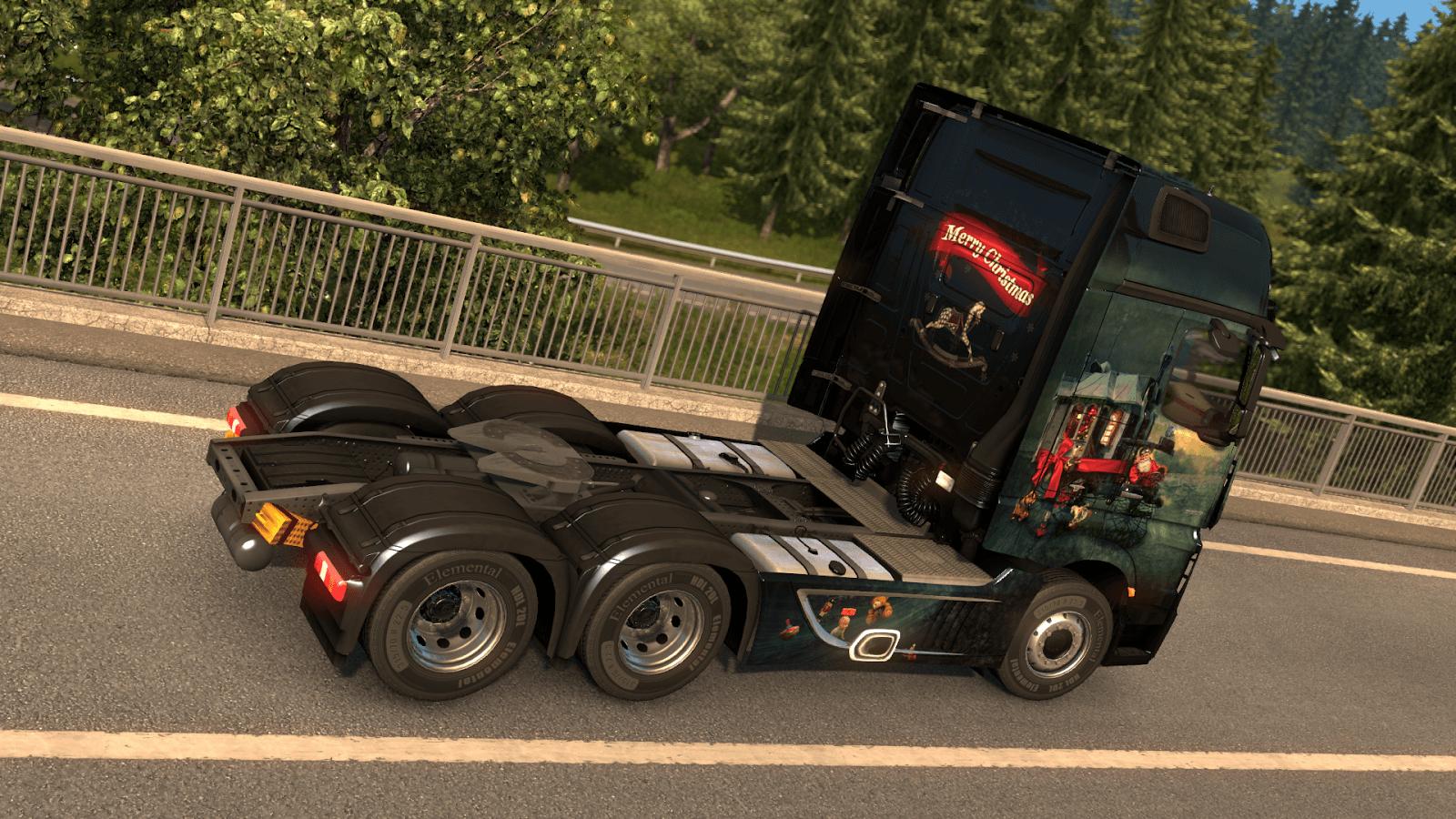 TruckersMP: обновление 0.2.1.4.0
