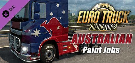 ETS2 - Australian Paint Jobs Pack DLC