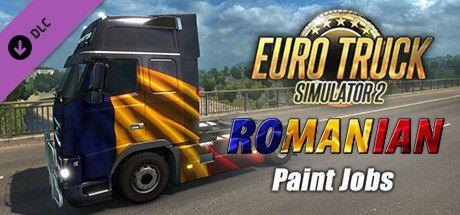 ETS2 - Romanian Paint Jobs Pack DLC