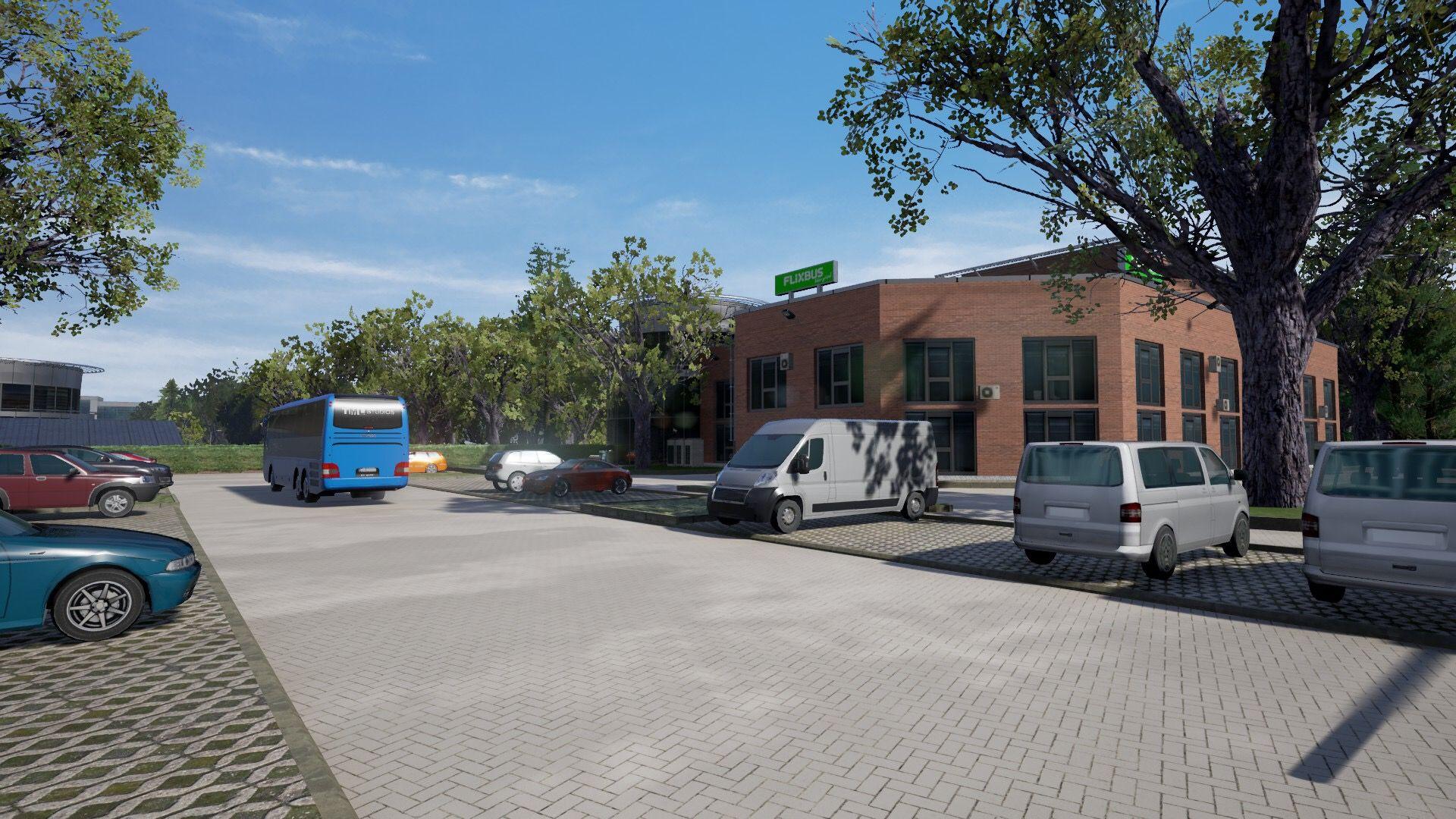Fernbus Simulator: релиз обновления 1.12