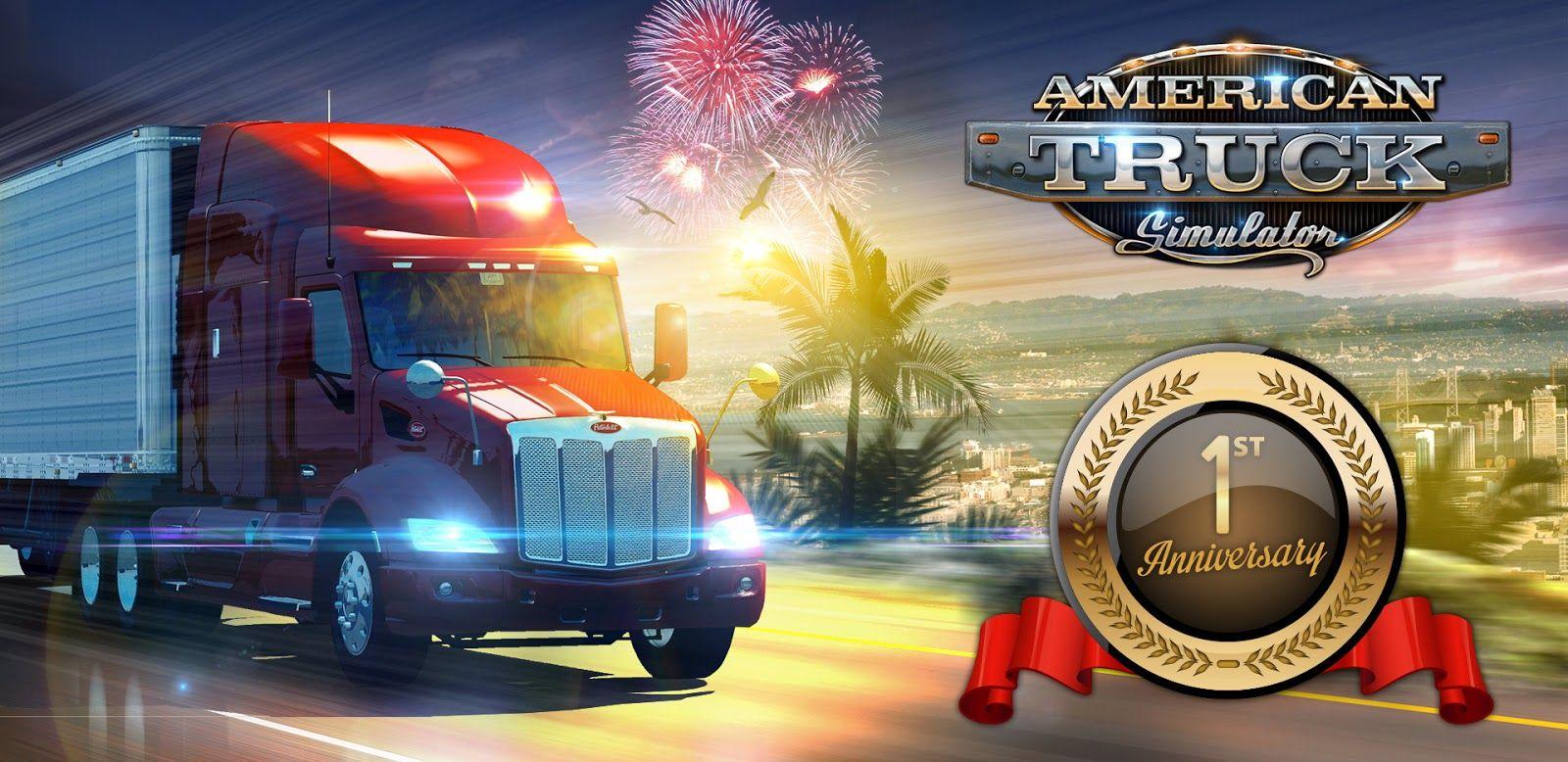 American Truck Simulator: следующим в игре появится штат New Mexico