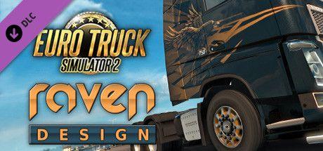 Euro Truck Simulator 2: Raven Truck Design Pack DLC