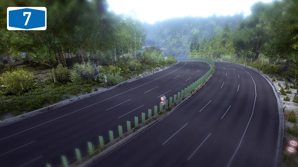 Fernbus Simulator: открытое тестирование обновления v.1.12