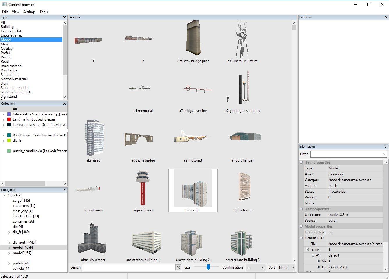 SCS Software: как создаются игры [Окружение и объекты]