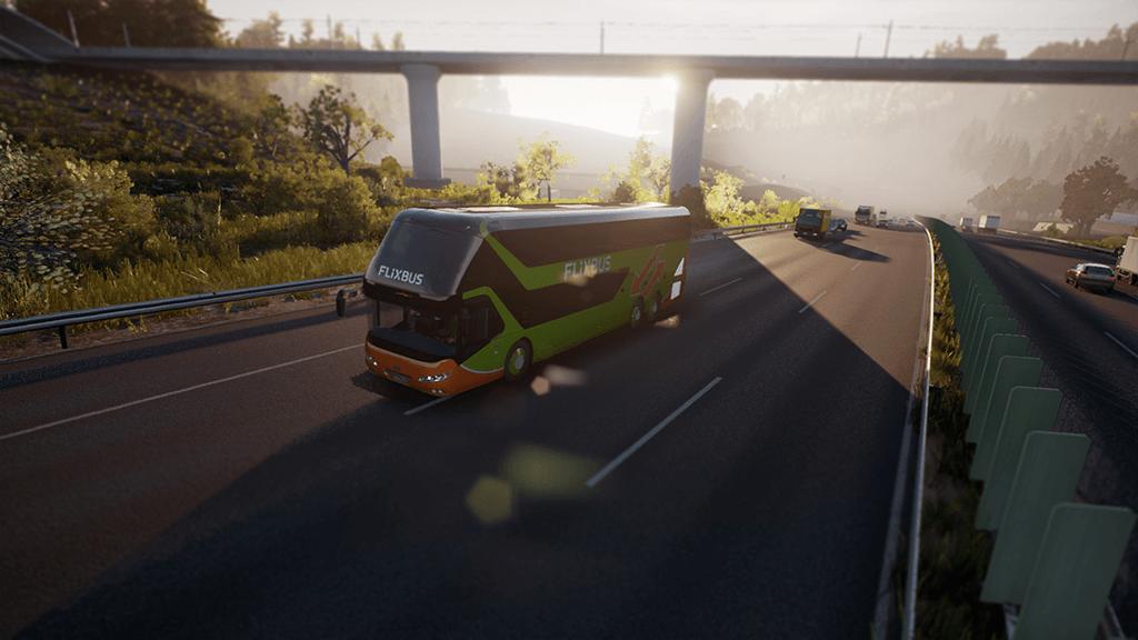 Fernbus Simulator: релиз обновления 1.13.x