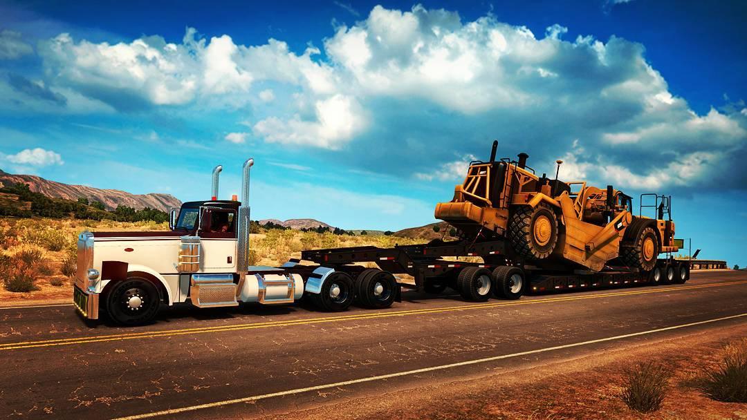 Релиз дополнения Heavy Cargo Pack DLC для American Truck Simulator уже совсем близок
