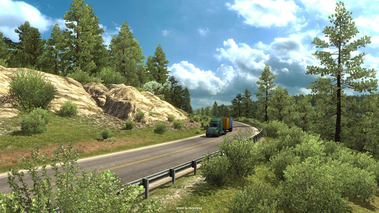 Новые скриншоты из дополнения New Mexico