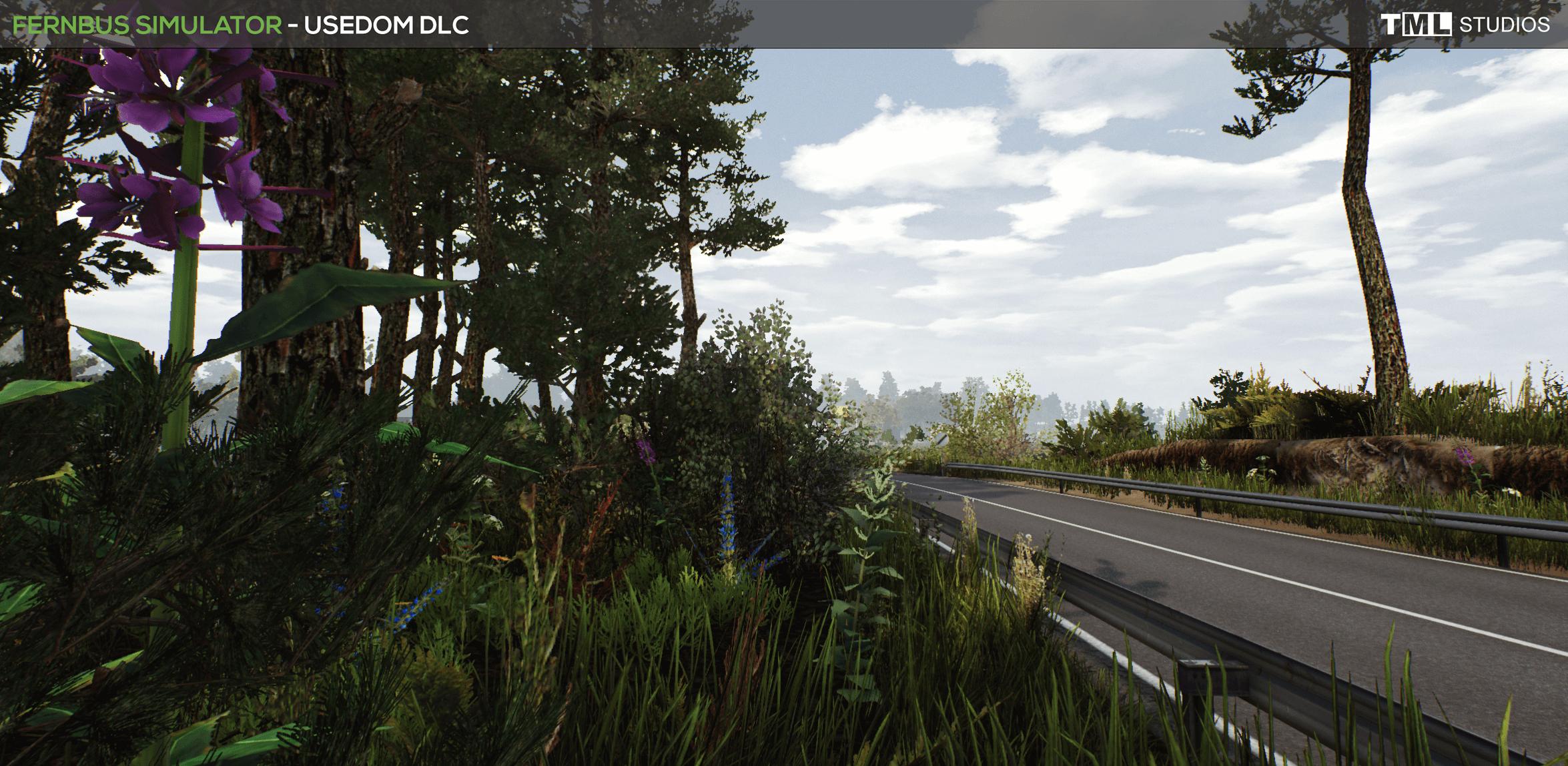 Fernbus Simulator: beta-обновление 1.18
