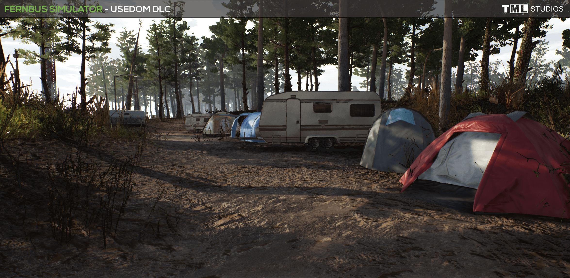 Какое будущее ждёт игру Fernbus Simulator