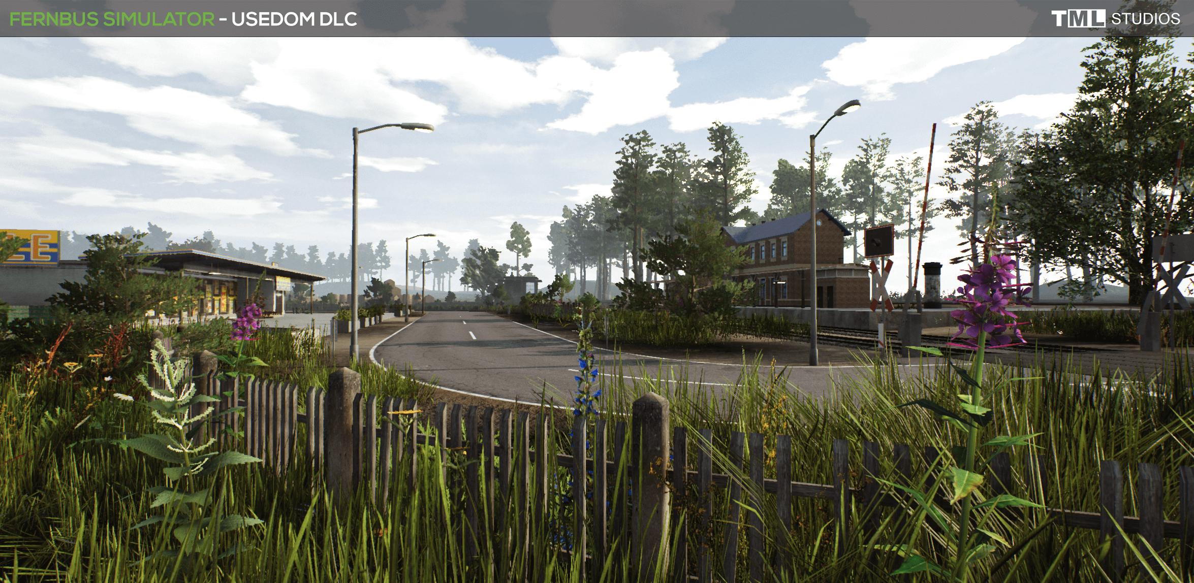 Fernbus Simulator: beta-обновление 1.15