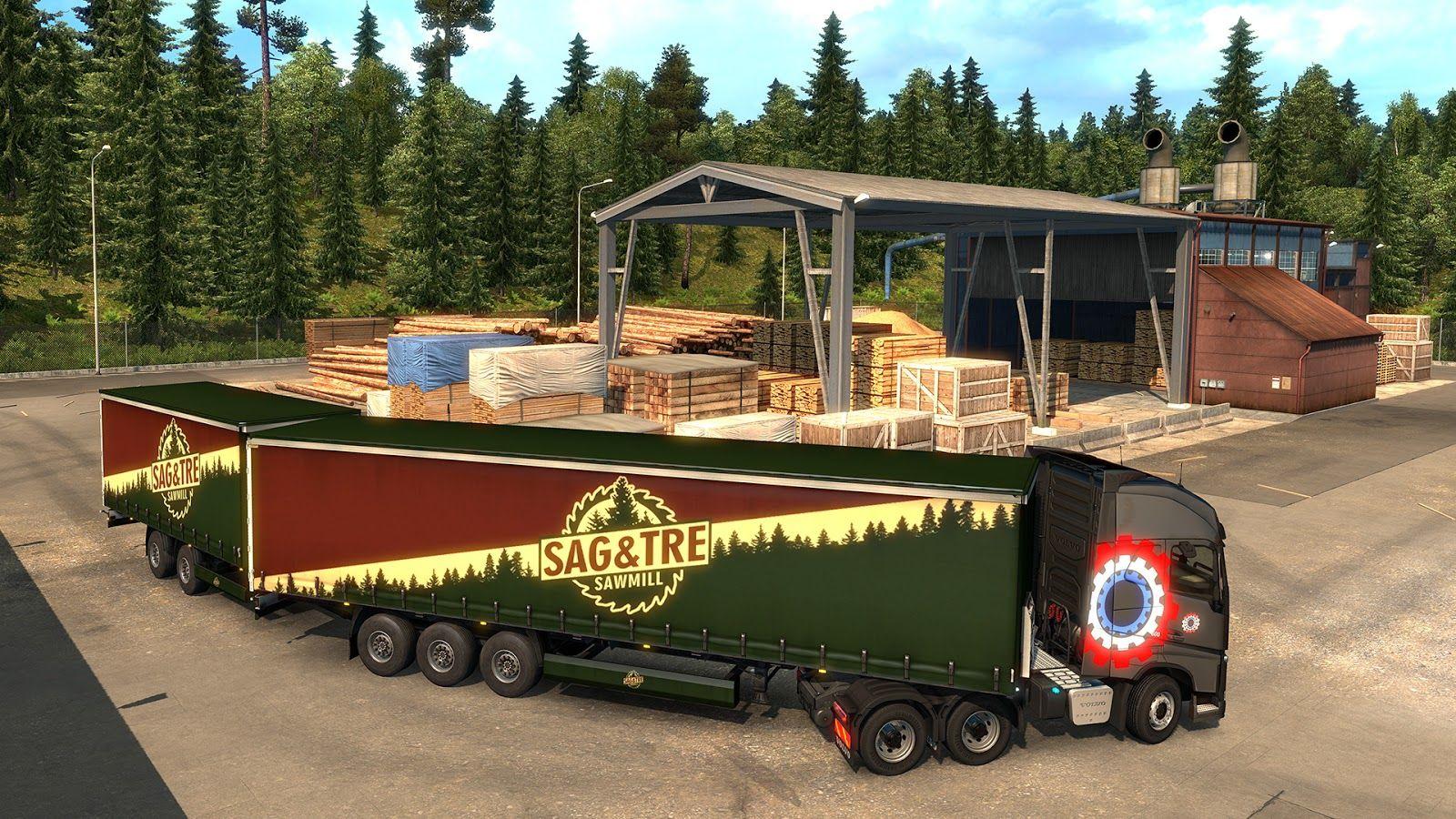 TruckersMP: добавлена поддержка обновлений 1.28